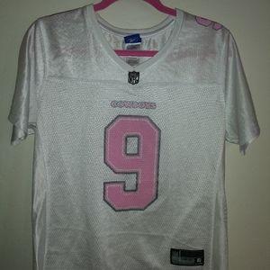Tony Romo Dallas Cowboy jersey